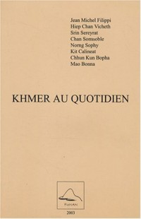 Khmer au quotidien (1CD audio)