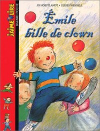 Emile, bille de clown