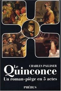 Coffret 5 volumes : Le Quinconce