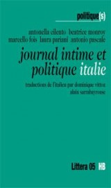 Journal intime et politique Italie