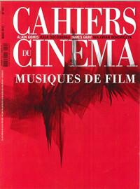 Cahiers du Cinema N 731 Mars 2017