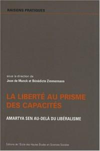La liberté au prisme des capacités : Amartya Sen au-delà du libéralisme