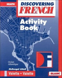Discovering French: Blanc : Activity Book