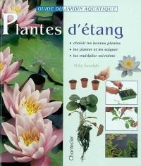 Plantes d'étang