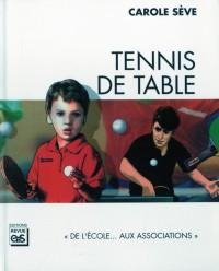 Tennis de table : De l'école aux associations