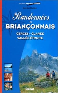Randonnées en Briançonnais : Cerces, clarée, vallée étroite