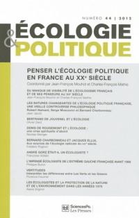 Ecologie & Politique N44