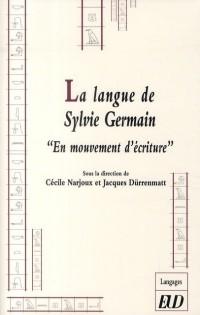Langue de Sylvie Germain