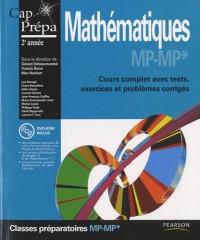 Mathématiques MP - MP* CAP prépa