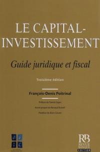 Le capital investissement : Guide juridique et fiscal