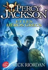 Percy Jackson et les héros grecs - Tome 7 [Poche]