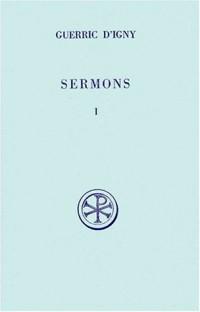 Sermons, tome 1