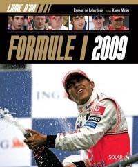 Livre d'or de la formule1, 2009