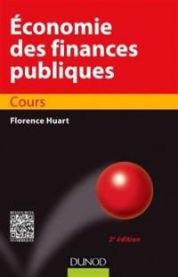Economie des finances publiques - 2e éd. - Cours