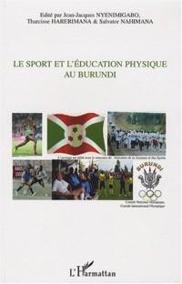 Le sport et l'éducation physique au Burundi