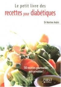 Petit livre des recettes santé anti-diabète