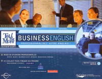 Tell me more pack business english - CD ROM