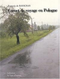 Carnet de voyage en Pologne : Du 15 au 30 mai 2006
