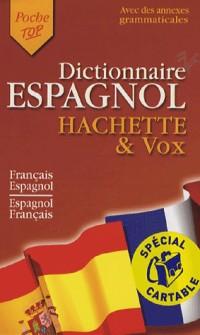 Dictionnaire de poche Hachette & Vox français-espagnol et espagnol-français