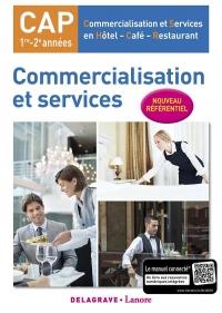 Commercialisation et services CAP CSHCR : Pochette élève