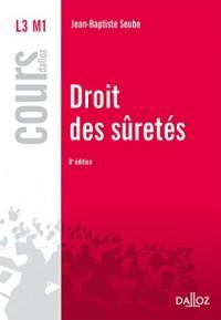 Droit des sûretés - 8e éd.
