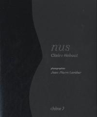 Claire Nebout : Nus