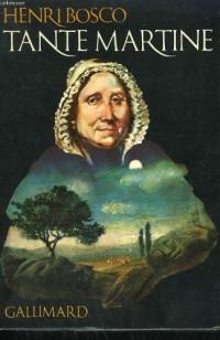 Tante Martine
