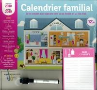 Calendrier familial 2018 - 2019