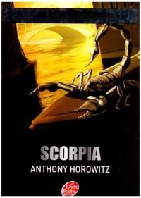 Alex Rider, Tome 5 : Scorpia