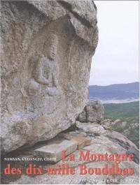 La montagne des dix mille Bouddhas. Namsan, Gyeongju, un site de l'art bouddhique coréen du VIème au Xème siècle