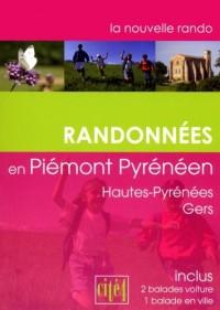 *Rando en Piemont Pyreneenhautes Pyrenees/Gers