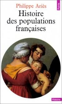Histoire des populations françaises et de leurs attitudes devant la vie depuis le XVIIIe siècle