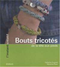 Bouts tricotés : De la tête aux pieds