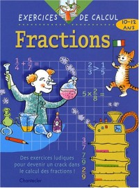 Fractions : 10-12 ans