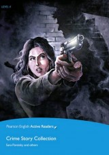 Level 4: Crime Story Collection Book and Multi-ROM with MP3 Pack