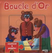 BOUCLE D'OR  (Livres puzzle)