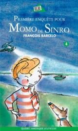 Momo de Sinro, Tome 4 : Première enquête