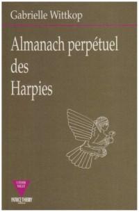 Almanach Perpetuel des Harpies