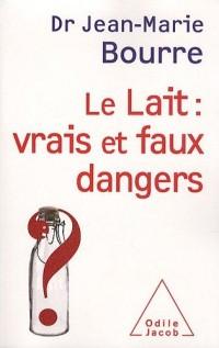 Lait : vrais et faux dangers