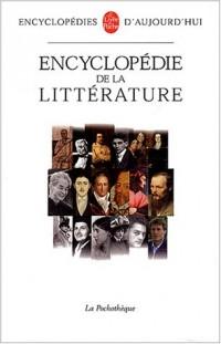 Encyclopédie de la littérature