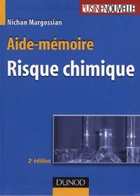 Risque chimique : Aide-mémoire