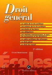 Droit général