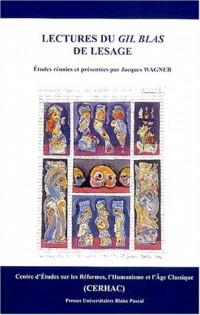 Lectures du Gil Blas de Lesage