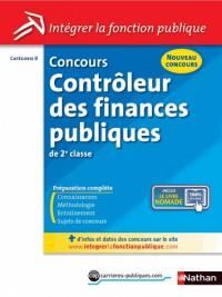 Contrôleur des finances publiques (intégrer la fonction publique) catégorie B n7 2013