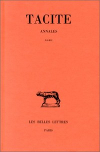Annales, tome 3, livres X-XII