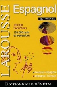 Dictionnaire Français-Espagnol Espagnol-Français