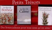 Cadeaux Tresor + Carnet Gratuit