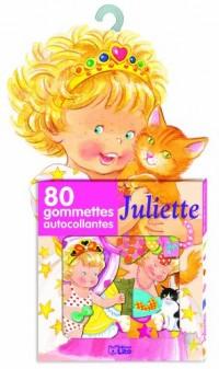 Mes Amis en Gommettes : Juliette - De 3 à 5 ans