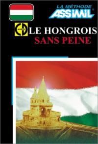 Le Hongrois sans peine (1 livre + coffret de 4 CD)