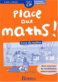 Place aux Maths ! CP (Manuel du professeur)